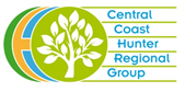 Central Coast Hunter Regional Group logo